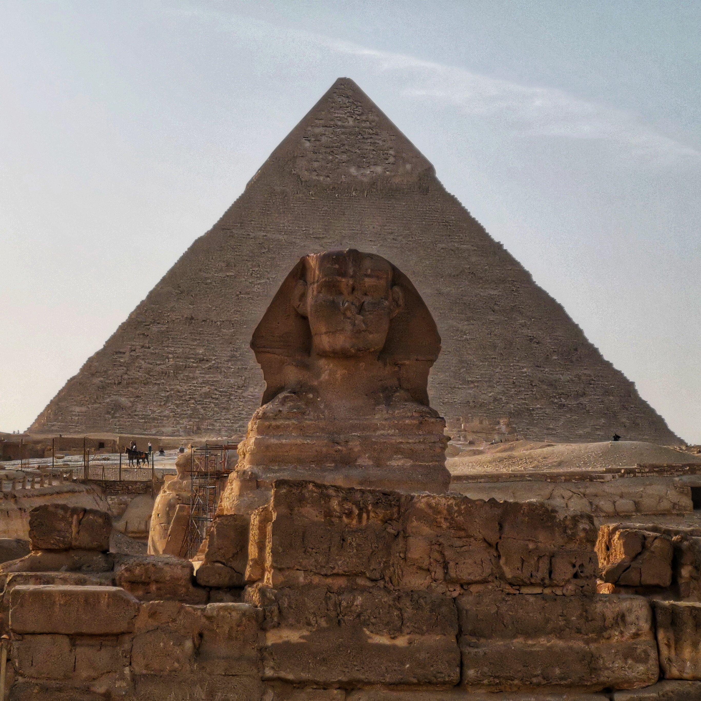 Von Kairo nach Kapstadt - Ägypten